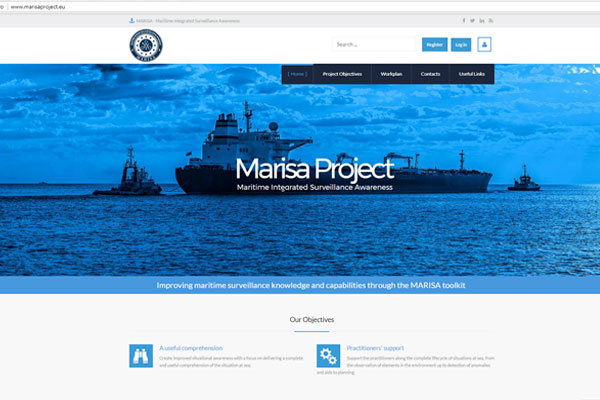 MARISA - Maritime Integrated Surveillance Awareness
