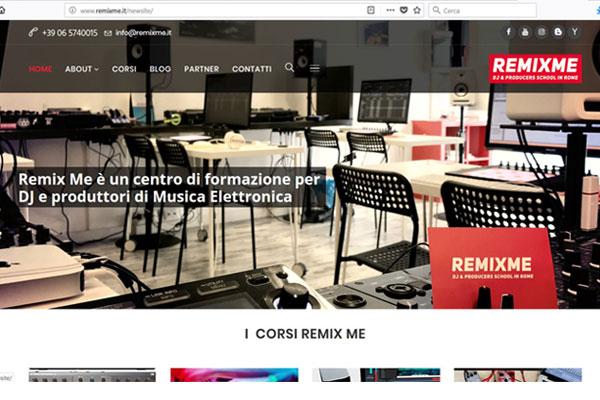 Scuola di musica elettronica Remixme